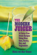 The Modern Juicer book cover.