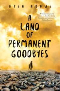 Book Cover - A Land of Permanent Goodbyes
