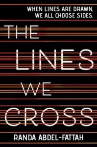 Book Cover - The Lines We Cross
