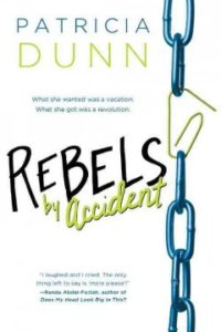 Book Cover - Rebels by Accident