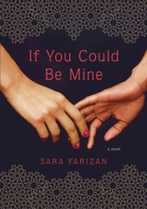 Book Cover - If You Could Be Mine