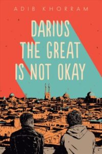 Book Cover - Darius the Great Is Not Okay