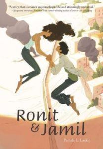 Book Cover - Ronit and Jamil