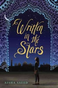 Book Cover - Written in the Stars
