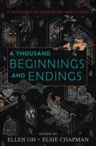 Book Cover - A Thousand Beginnings and Endings