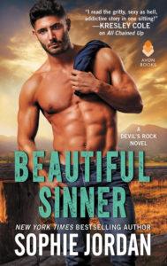 Beautiful Sinner COVER ART
