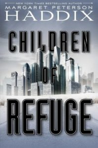 Book Cover - Children of Refuge