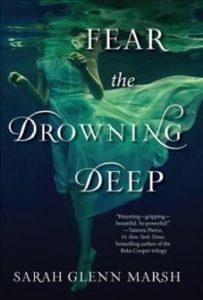 Book Cover - Fear the Drowning Deep