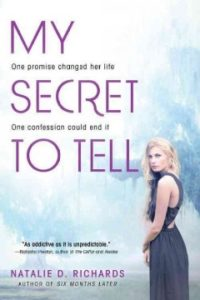 Book Cover - My Secret to Tell