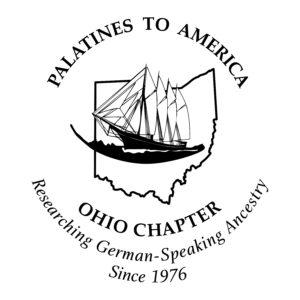 Palatines to America Ohio Chapter Logo