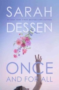Book Cover - Once and For All