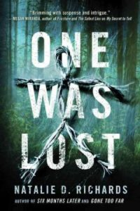 Book Cover - One Was Lost