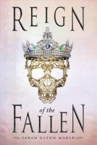 Book Cover - Reign of the Fallen