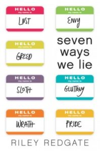 Book Cover - Seven Ways We Lie