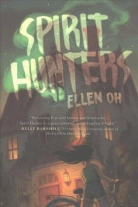 Book Cover - The Spirit Hunters