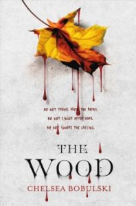 Book Cover - The Wood