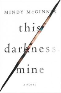 Book Cover - This Darkness Mine