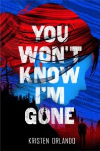 Book Cover - You Won't Know I'm Gone