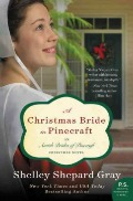 A Christmas Bride in Pinecraft book cover