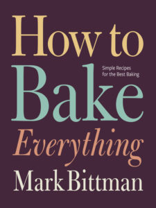 Book Cover - How to Bake Everything