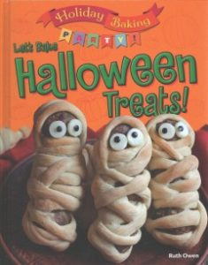 Book Cover - Let's Make Halloween Treats!