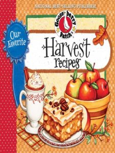 Book Cover - Our Favorite Harvest Recipes