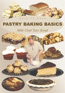 Video Cover Image - Pastry Baking Basics With Chef Tom Small