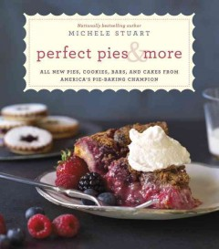 Book Cover - Perfect Pies and More
