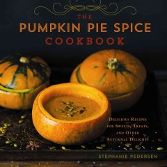 Book Cover - The Pumpkin Spice Cookbook