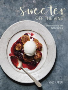 Book Cover - Sweeter Off the Vine