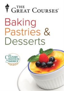 Video Cover Image - The Great Courses: Everyday Gourmet: Go Baking Pastries and Desserts