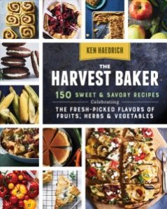 Book Cover - The Harvest Baker