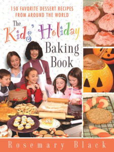 Book Cover - The Kid's Holiday Baking Book