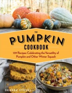 Book Cover - The Pumpkin Cookbook