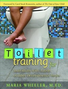 toilet training book cover