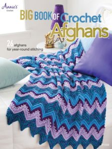 Book Cover - Big Book of Crochet Afghans
