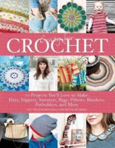 Book Cover - Crazy for Crochet