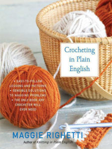 Book Cover - Crocheting in Plain English