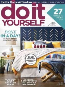 Magazine Cover - Do It Yourself