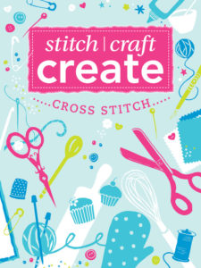 Book Cover - Stitch Craft Create - Cross Stitch