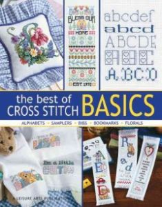 Book Cover - The Best of Cross Stitch Basics