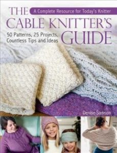 Book Cover - The Cable Knitter's Guide