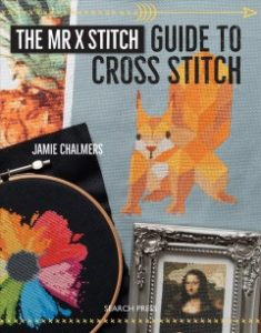 Book Cover - The Mr X Stitch Guide to Cross Stitch