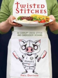 Book Cover - Twisted Stitches