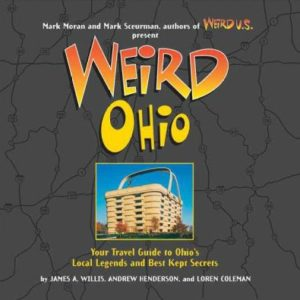 Weird Ohio Book Cover