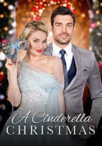 A Cinderella Christmas Movie Cover