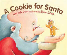 A Cookie for Santa Book Cover