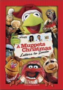 A Muppets Christmas Letter to Santa Movie Cover