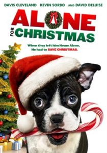 Alone for Christmas Movie Cover