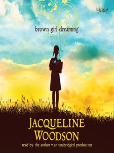 Overdrive Audiobook Cover - Brown Girl Dreaming